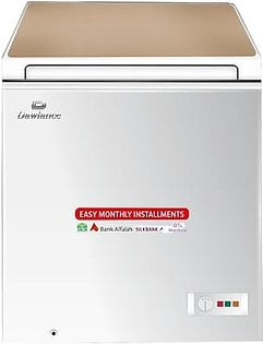 Dawlance Dw-200P GD - Single Door Deep Freezer - 200 L - Golden