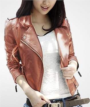 Skin Ladies Leather Jacket For Women