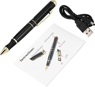 SK-068 USB Rechargeable Digital Voice Recorder Pen Shape with Indicator