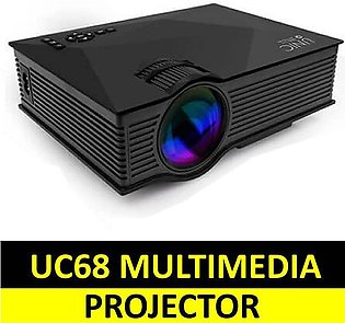 UNIC UC68 Projector - Multimedia - for University/College/Schools - Several I...
