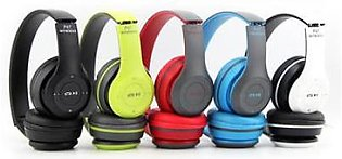 Headphones wireless Bluetooth headset P47 Foldable Over the Ear headphones