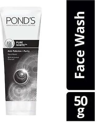 Ponds White Beauty Facewash 50g (One Day Delivery in Sialkot)