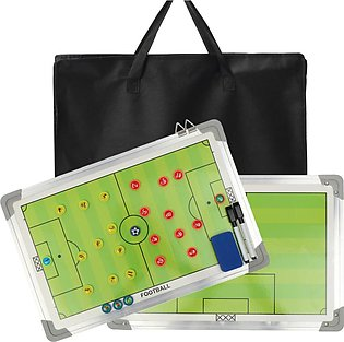 Magnetic Soccer Football Tactical Tactic Board Coaching Match Training Board Kit