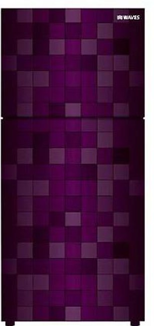 Waves WR-311 Refrigerator Glass Door 11 cbft – Purple