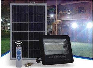 120W SOLAR FLOOD LIGHT hot sale 2020 Ultra-Bright Water-Proof Remote Control so…