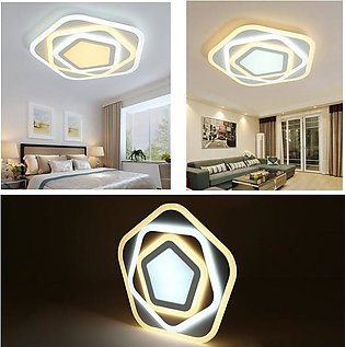 【To Global】36W 220V Modern LED Ceiling Lamp Stepless Dimming Balcony Light Wall…