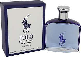 Polo Men Fragrance ULTRA BLUE