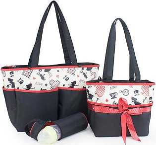 Mother & Baby Bag 4 in 1 (Baby Travel Bag)