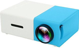 SE YG300 1080P Home Theater Cinema USB HDMI AV SD Mini Portable HD LED Projector