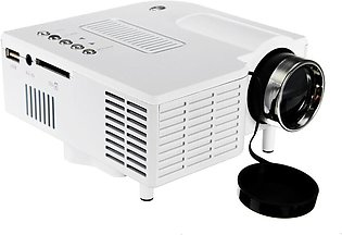 【Special Offer】1080P HD LED Mini Projector Multimedia  Home Theater Cinema AV...