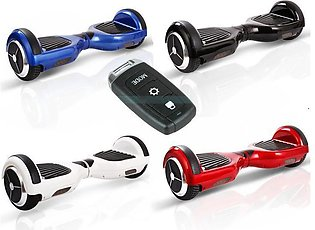 High Quality Dual Wheels Led lights hoverboard