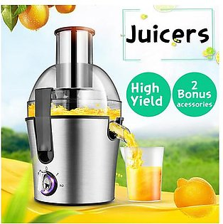 220V 300W Electric Multifunctional Juicer Full-automatic Juice Extractor Machine