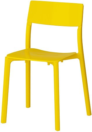 Chair Ikea Janinge - Made In Itely - Colour Yellow