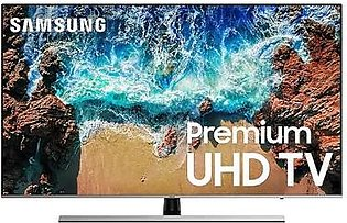 Samsung LED TV 4K Smart 55NU8000 55 Inch