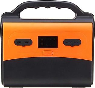 Global collection---200W Peak Portable Solar Generator Inverter Home Camping Emergency Power Supply