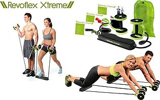 Revoflex Xtreme Home Gym with Free Carrying Bag