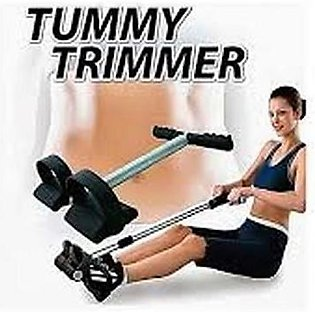 Tummy Trimmer Abdominal Exerciser Fitness Equipment Home Gym Abs Workout Single…