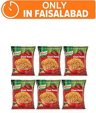 Knorr Noodles Chatpata Pack of 6 (One day delivery in Faisalabad)