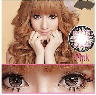 Zero Diopter Vibrant Color Colored Contacts Eye Lenses Protector Cosplay Makeup