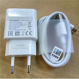 original Huawei fast mobile charger type c cabel
