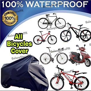ViP Quality Sohrab Bicycle COVER For All Bikes - Water Dust Proof - Keep Bicycl…