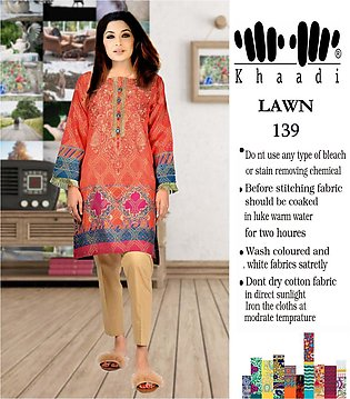 Khadi lawn collection