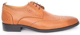 Hush Puppies - Erude - Tan Closed Formal for Men