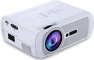 Everycom X7 LED Projector Full HD 1080P Supported, Compatible with Smartphone...