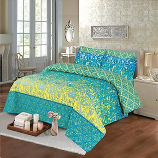 Beddys Studio Printed Quilt Cover Set BS 890