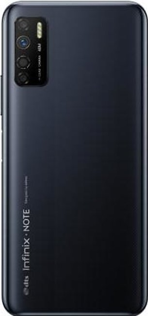 "Infinix NOTE 7 LITE 4+64GB 48MP Quad AI camera  6.6"" HD+ Infinity-O display  ..."