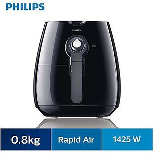 Philips Air Fryer HD9220/20 - Black