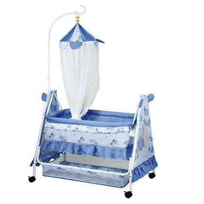Baby cradle/Cot with mousquat Net for Baby