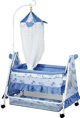 Baby Cradle/Cot with Mosquito Net For Baby