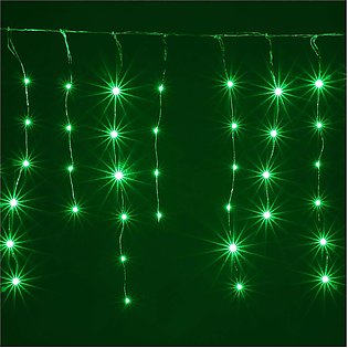 LED Fairy Light String for Home and Party Decorations Eid Milad Non-Blinking ...