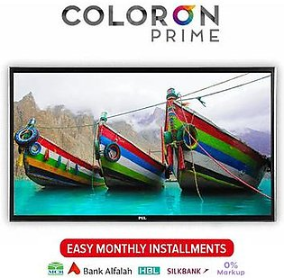 PEL ColorOn HD LED TV 40 inch - Black