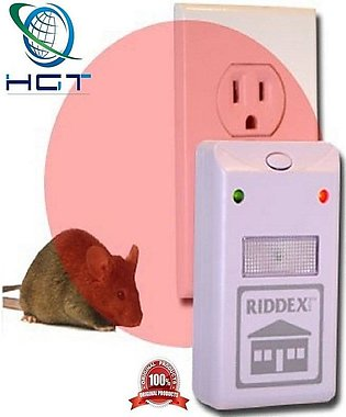 Pest Repelling Aid Ultrasonic Sonic Mosquito & Insects Killer (R)