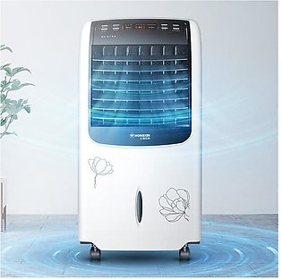 Portable Air Conditioner   Cooling Cooler Fan Humidification Heater Cold Heat...