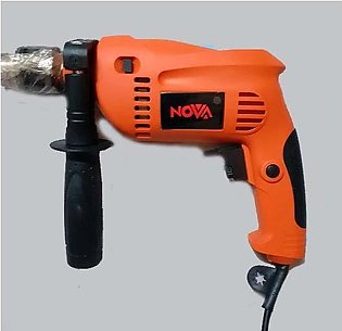Copper Winding Electric Drill Machine Variable Speed  Hammer Funtion Impact Dri…