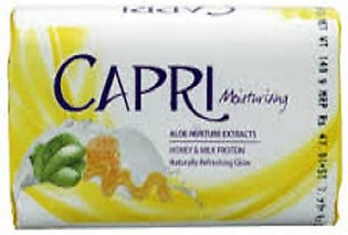 capri bath soap 140 gram * 6 piece