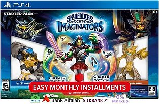 Skylanders Imaginators Starter Pack - PS4