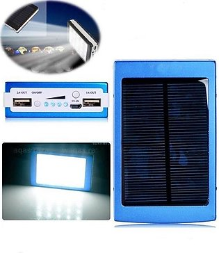 Solar Power Bank - 20000mAh