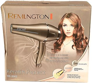 Remlngton keratin protect professional hair dryer 3000 W - both function…
