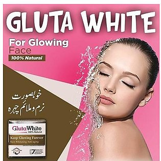 Skin whitening Cream Gluta,Natural Body & Face Cream Moisturizer -Organic Alo...
