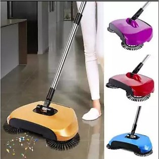 Sweeping Machine  Magic Broom Robotic Hard Floor Sweeper Cleaner Tool