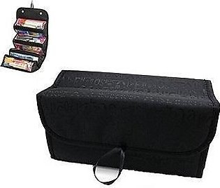Roll n Go Makeup Organizer and Cosmetic Bag