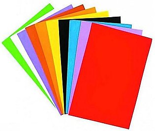Pack Of 10 - Fomic Sheets For Art Work