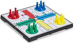 Magnetic Ludo Game With Goti Pack- 18'' X 18''