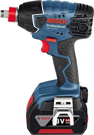 Bosch Cordless Impact Driver/Wrench GDX 18 V-EC Professional