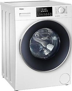 Haier HW70-BP12826 - Fully Automatic Front Load Washing Machine - 7.0 kg