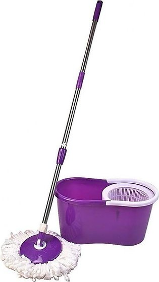 Spin Mop - Purple